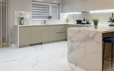 Différence entre granit et marbre ?